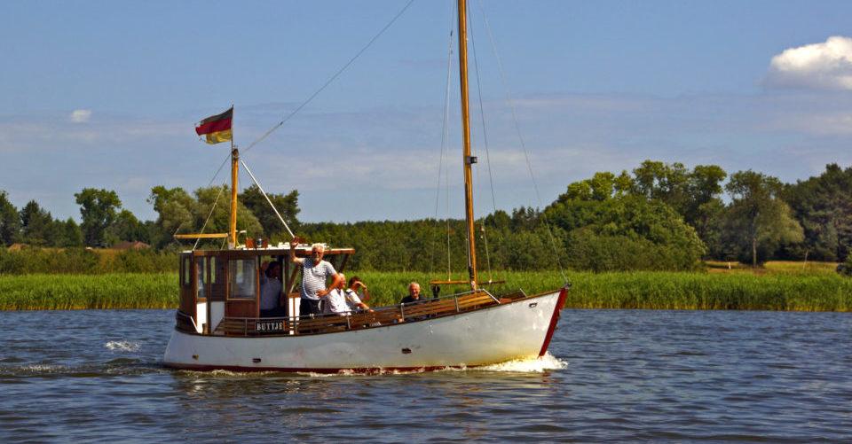 Picture of Rundfahrt Achterwasser