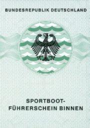 Picture of Sportbootführerschein Binnen - SBF Binnen