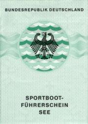 Picture of Sportbootführerschein See - SBF See